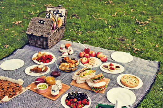 como fazer picnic