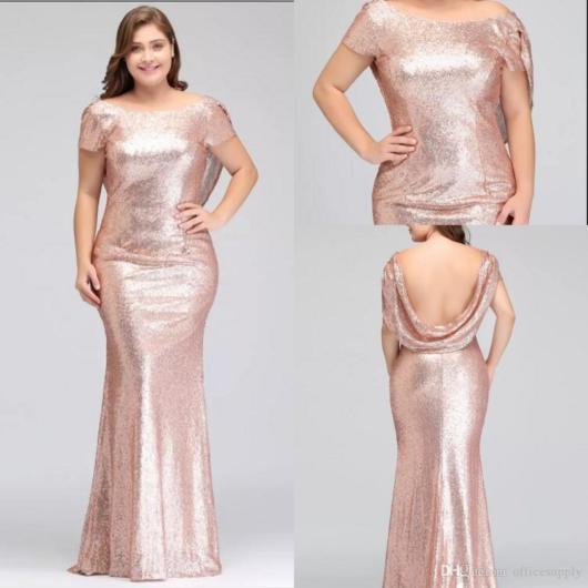 Vestido De Madrinha Rosa 75 Modelos Fotos E Dicas