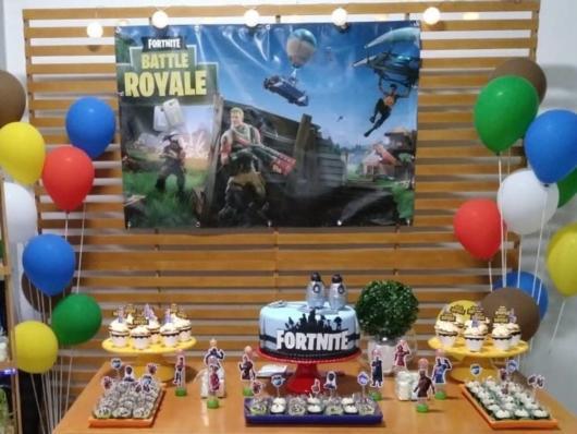festa Fortnite