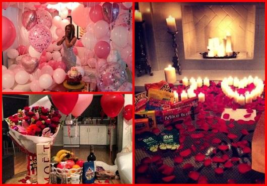 Inspirações para aniversário de namoro