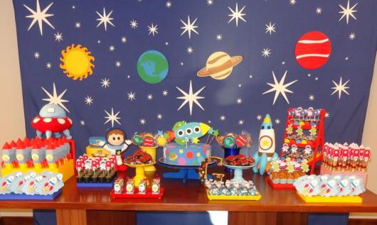 Festa astronauta