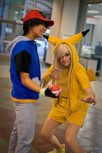 Fantasia Pikachu cosplay