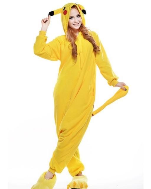 Fantasia Pikachu feminina