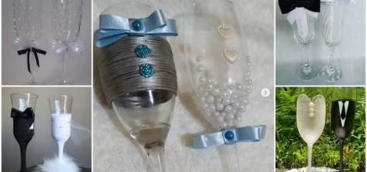 ideias de taças para noivos