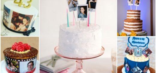 modelos de bolo com fotos