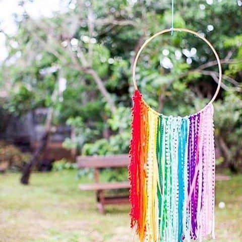 decoração criativa e simples para festa