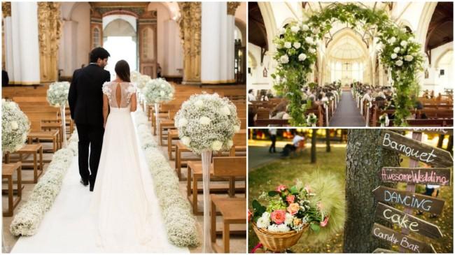 Ornamentação de casamento 3