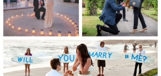 ideias de pedido de casamento