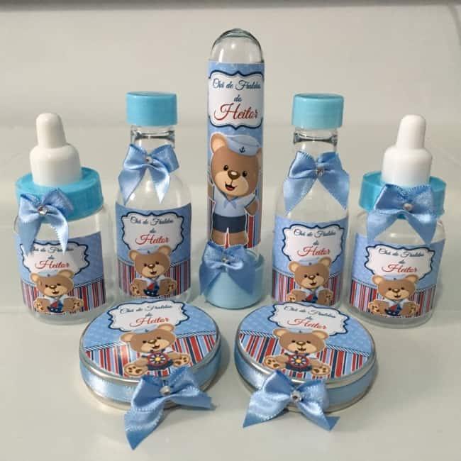 lembrancinhas personalizadas para chá de bebê marinheiro