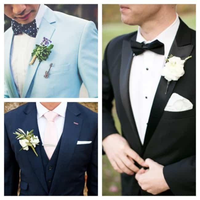 terno para casamento com gravata