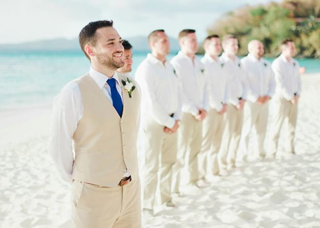terno para casamento na praia dicas