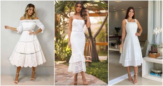 vestidos para casar no civil