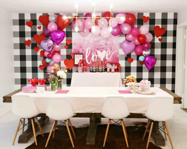 decoração aniversário tumblr