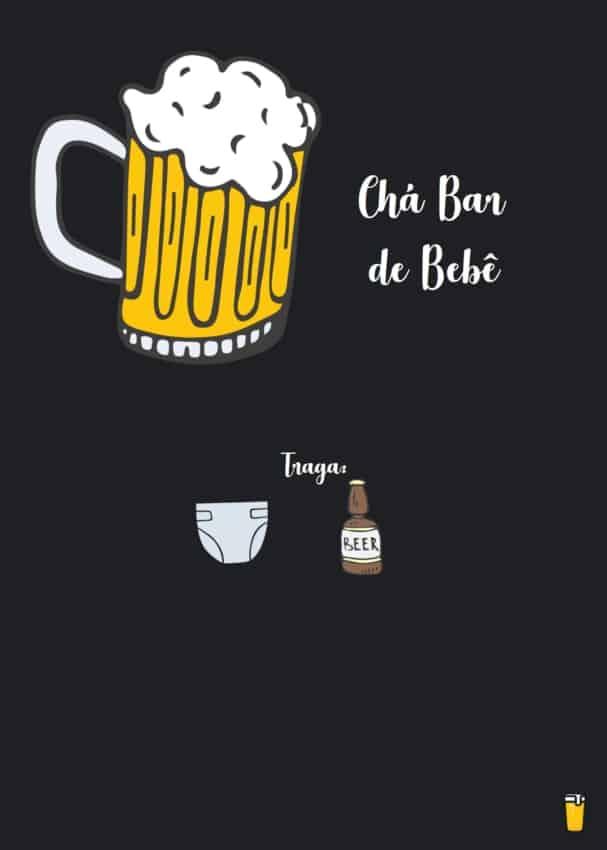 Cha Bar De Bebe Como Organizar 42 Inspiracoes Incriveis