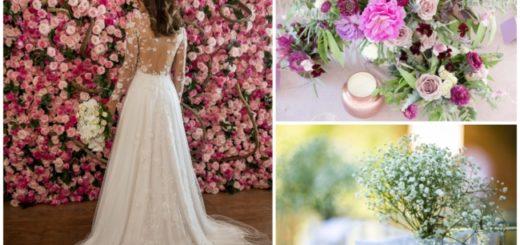Flores para casamento 2