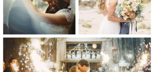 Fotos de casamento ideias