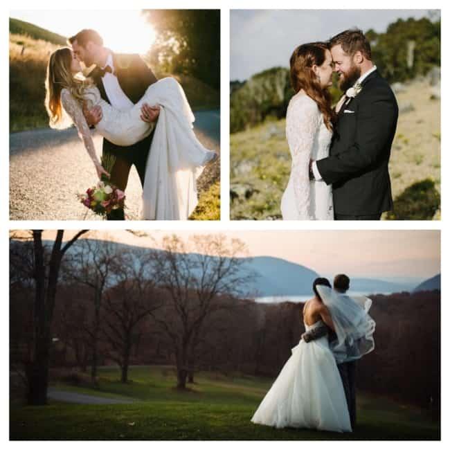 Lindas Fotos de casamento
