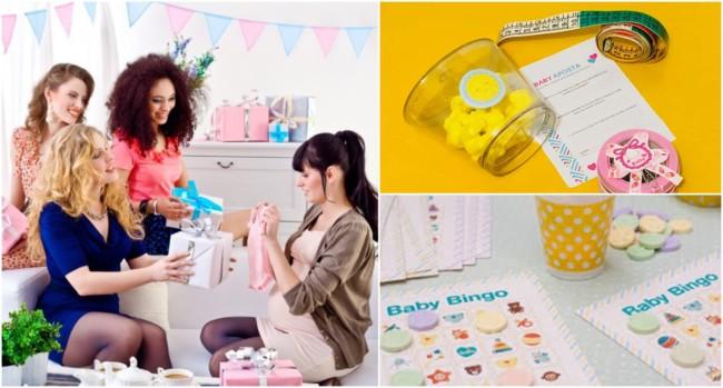 Prendas para chá de bebê 4