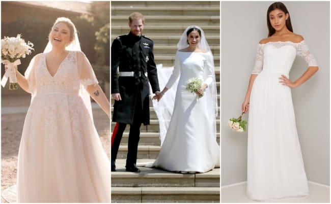 Vestido de noiva com manga 1