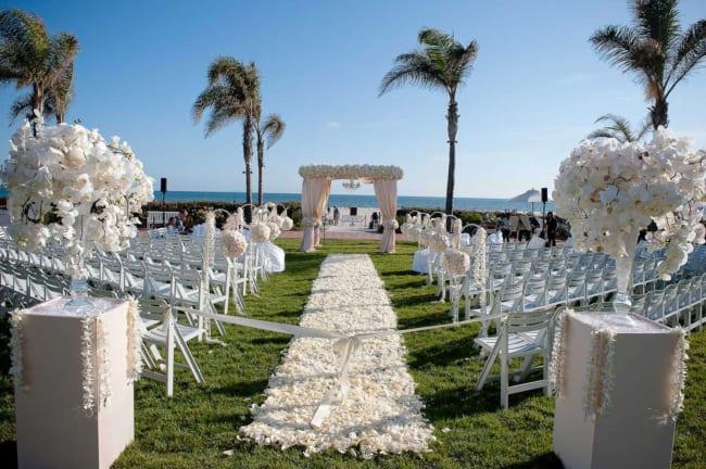 casamento ao ar livre perfeito