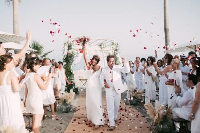 casamento na praia ideias
