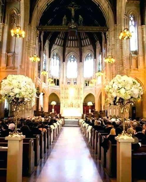 casamento perfeito na igreja