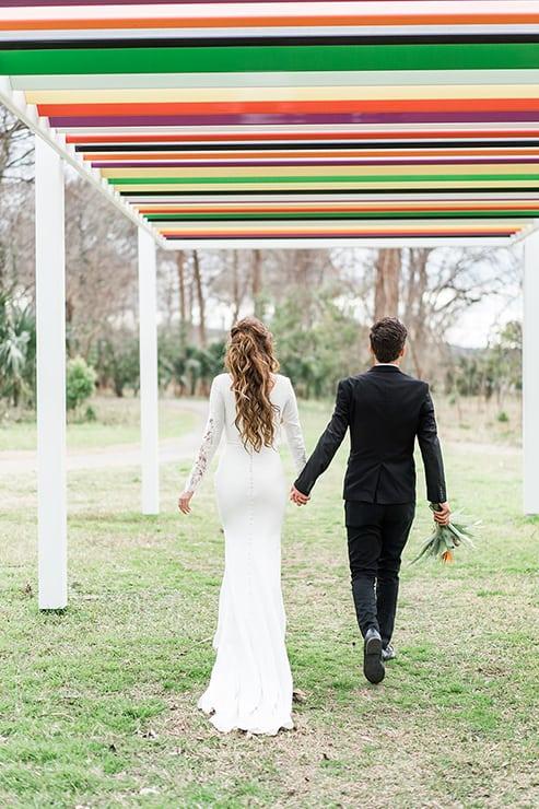 casamento simples fotos