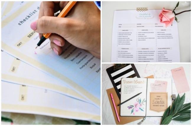 checklist de casamento 3