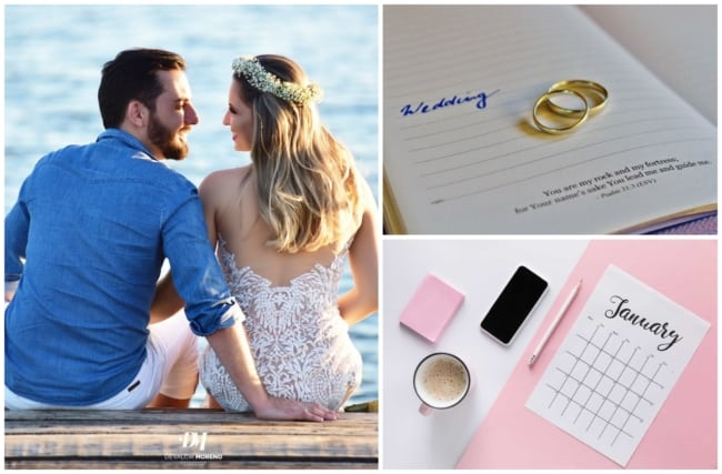 checklist de casamento
