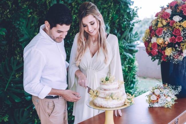 festa de casamento no civil