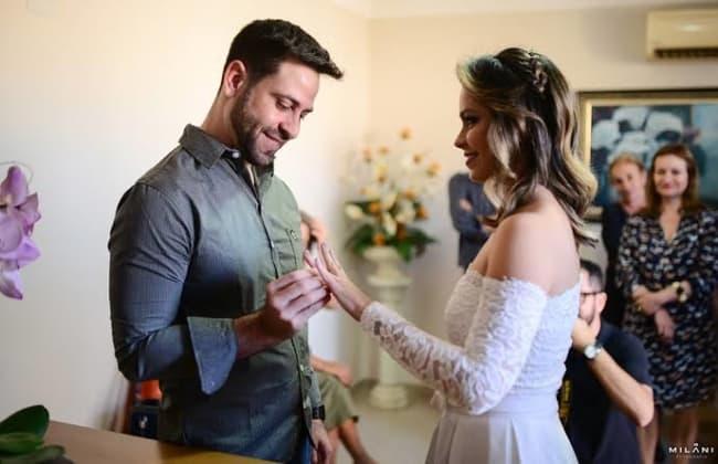fotos de casamento no civil