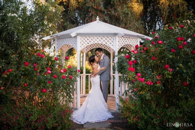 fotos de casamento no sítio