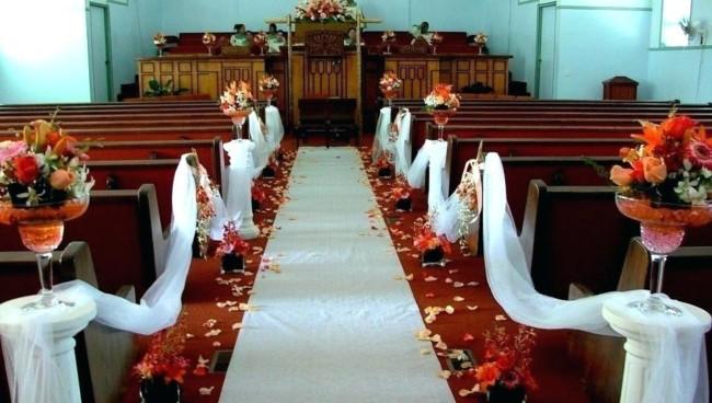 ideias de casamento perfeito na igreja
