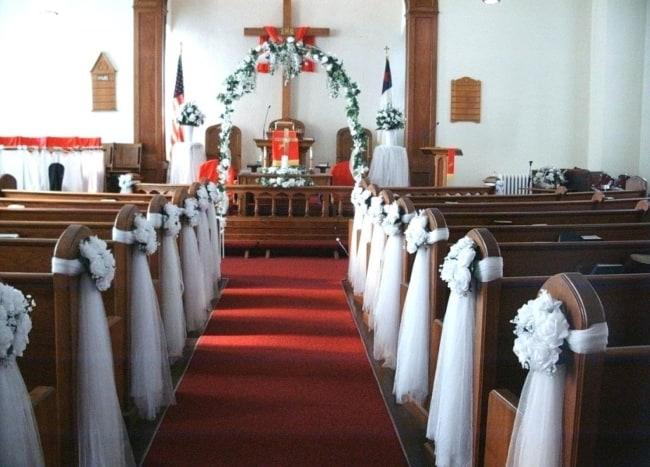 igreja decorada