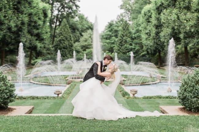 lindas fotos de casamento no campo