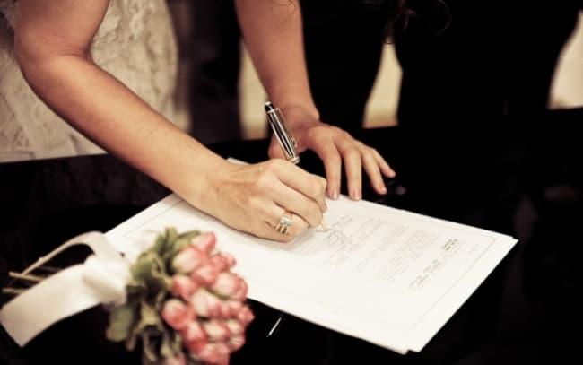 melhores fotos de casamento no civil