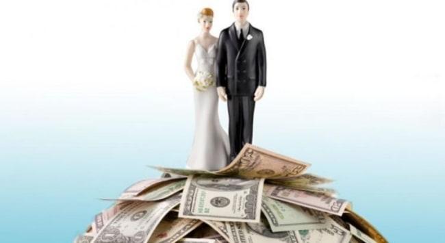 orçamento do casamento