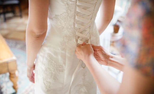 prova do vestido de noiva