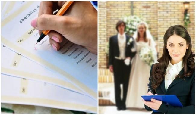 dicas de como organizar um casamento