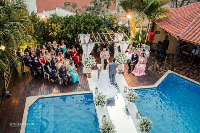 local para casamento