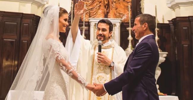 casamento religioso com padre
