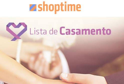 lista de presentes Shoptime