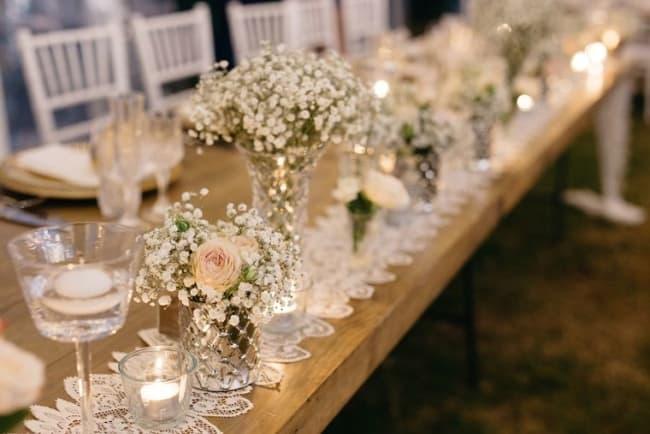 flores simples e baratas para casamento