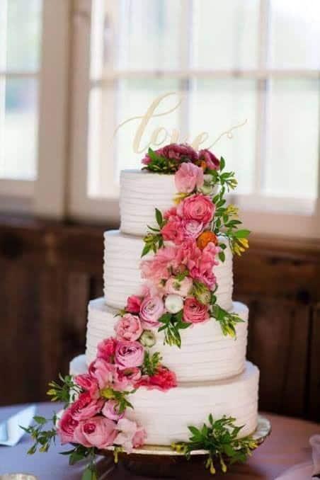 como escolher bolo para casamento