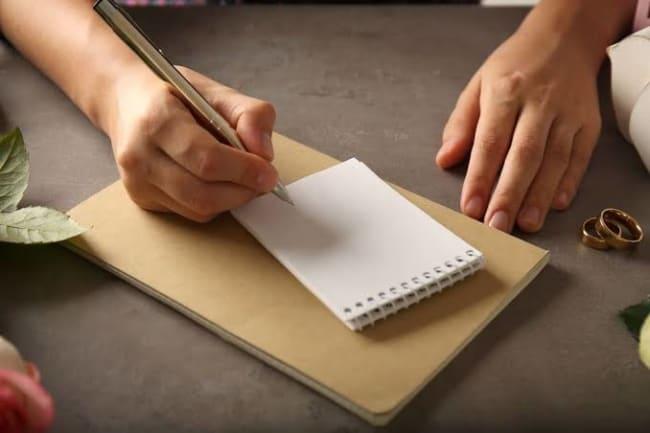 dicas para fazer lista de presentes para casamento