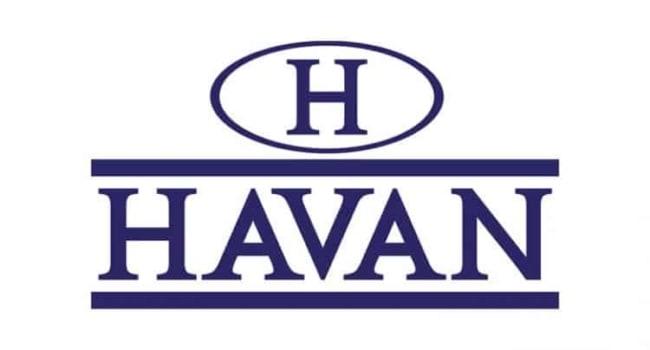 lista na Havan