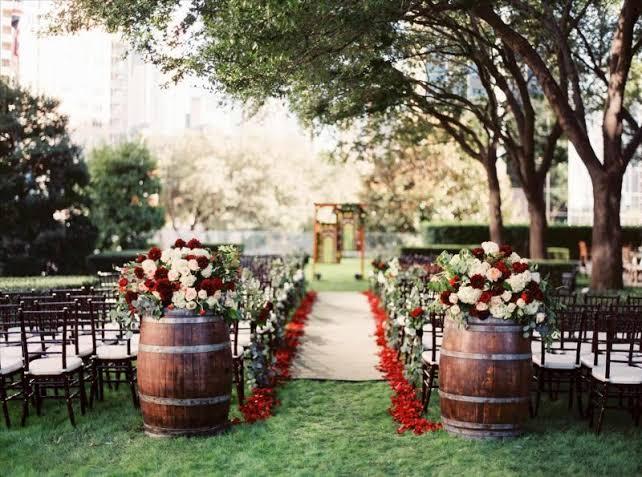 Casamento Country como decorar