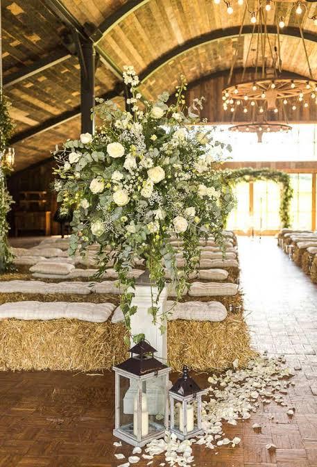 Casamento Country decoração