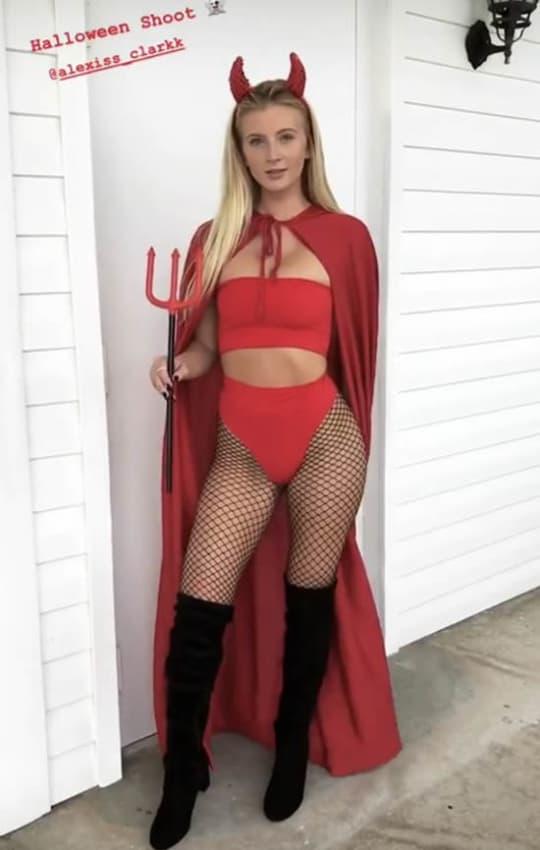 Dica de fantasia de diabinha sexy