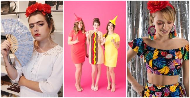 Fantasias femininas para Carnaval 2